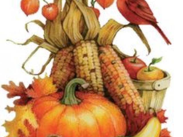 Harvest clipart harvest dinner.