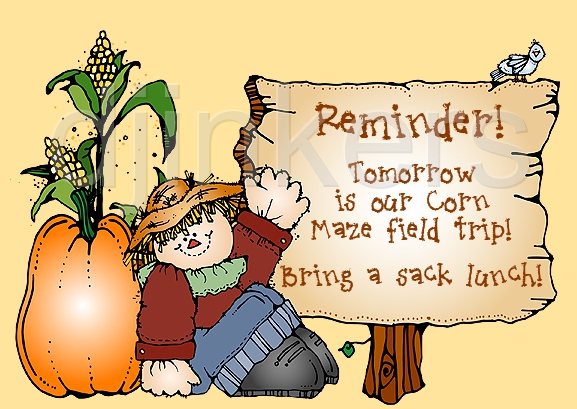 Harvest Time Clipart.