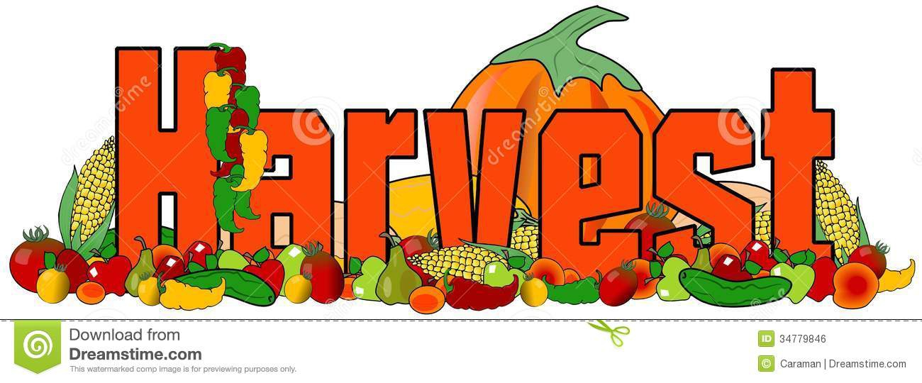 Harvest Clipart#2152393.