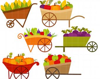 harvest wagon.