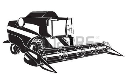 2,011 Harvester Stock Vector Illustration And Royalty Free.
