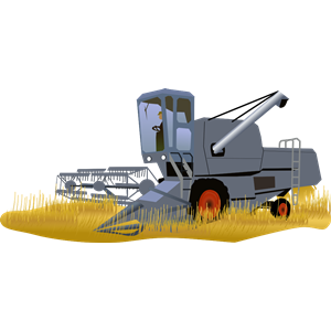 Harvester clipart, cliparts of Harvester free download (wmf, eps.