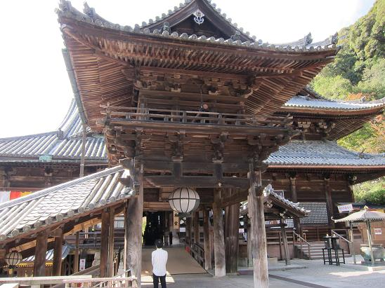 Insight into Japan's beauty.: 'Hasedera' in Nara Prefecture leads.