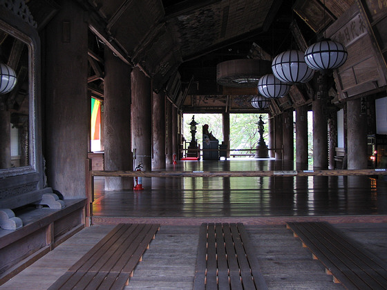 Hasedera Temple.