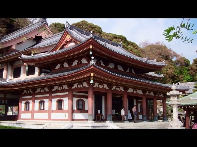 Temples of Japan.
