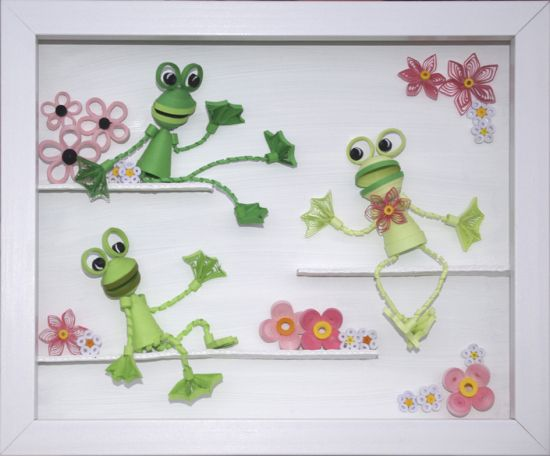 1000+ images about Animaux quilling on Pinterest.