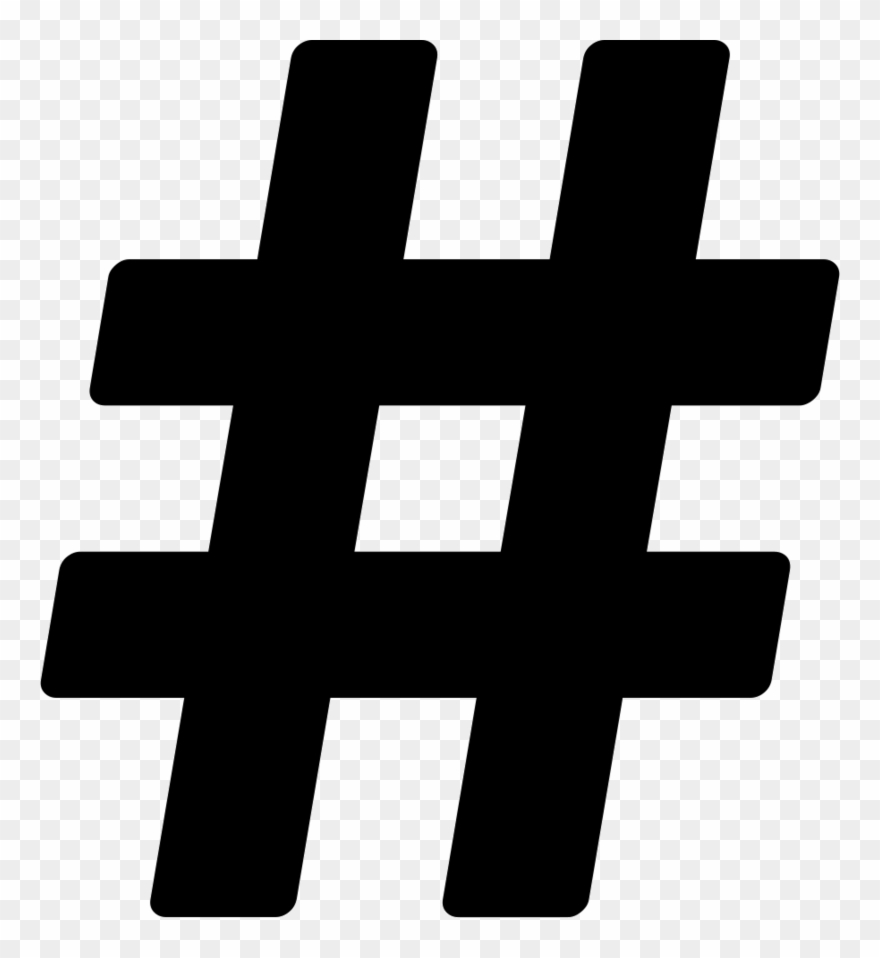 Icons Media Hashtag Number Sign Computer Social.
