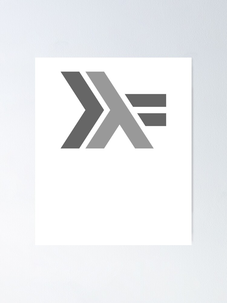 Official Haskell Logo Programming Language.