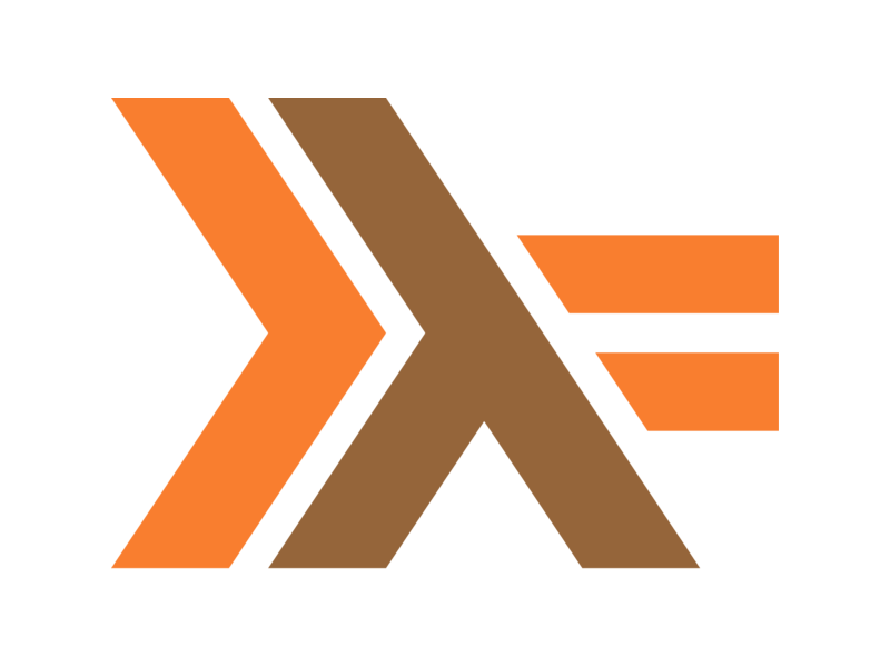 Haskell Logo PNG Transparent & SVG Vector.