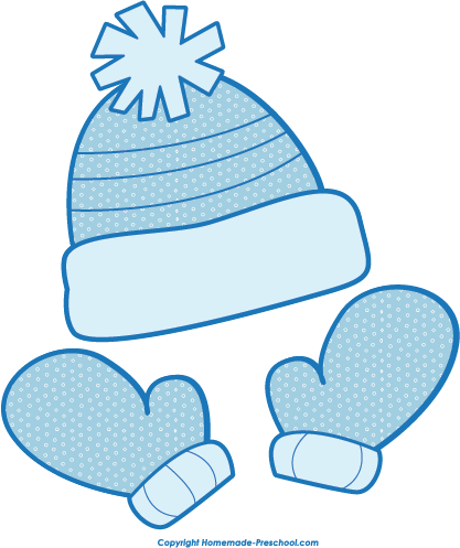 Download Free Winter Clipart.