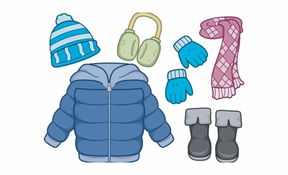 Coat Hat And Gloves Free PNG Images & Clipart Download #3328397.