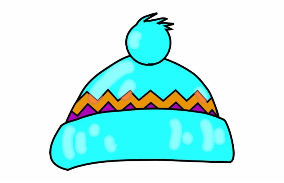 Glove Clipart Winter Hat.
