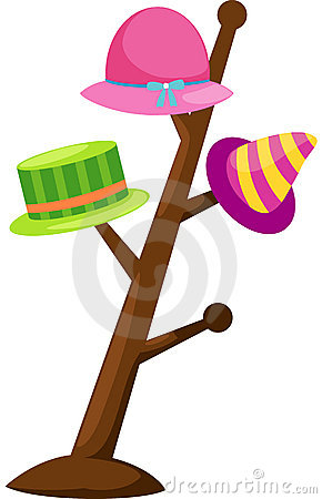 Hat Stand Clipart Clipground