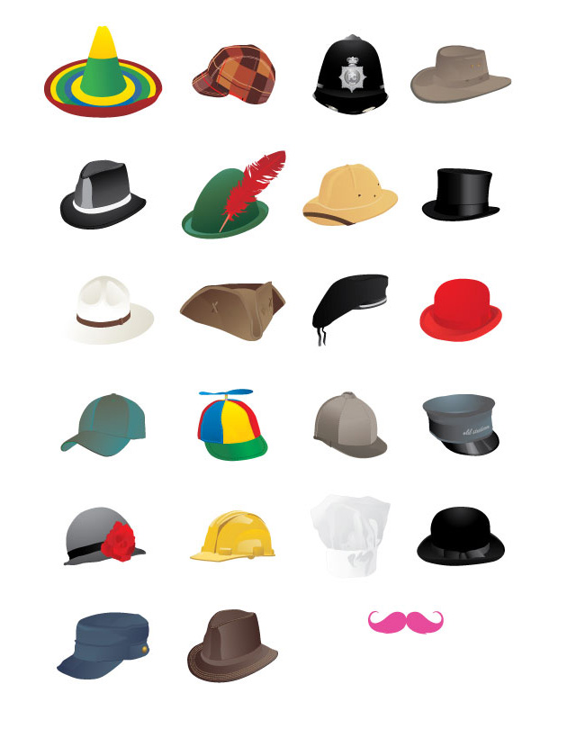 Free Hat Vector Cliparts, Download Free Clip Art, Free Clip.