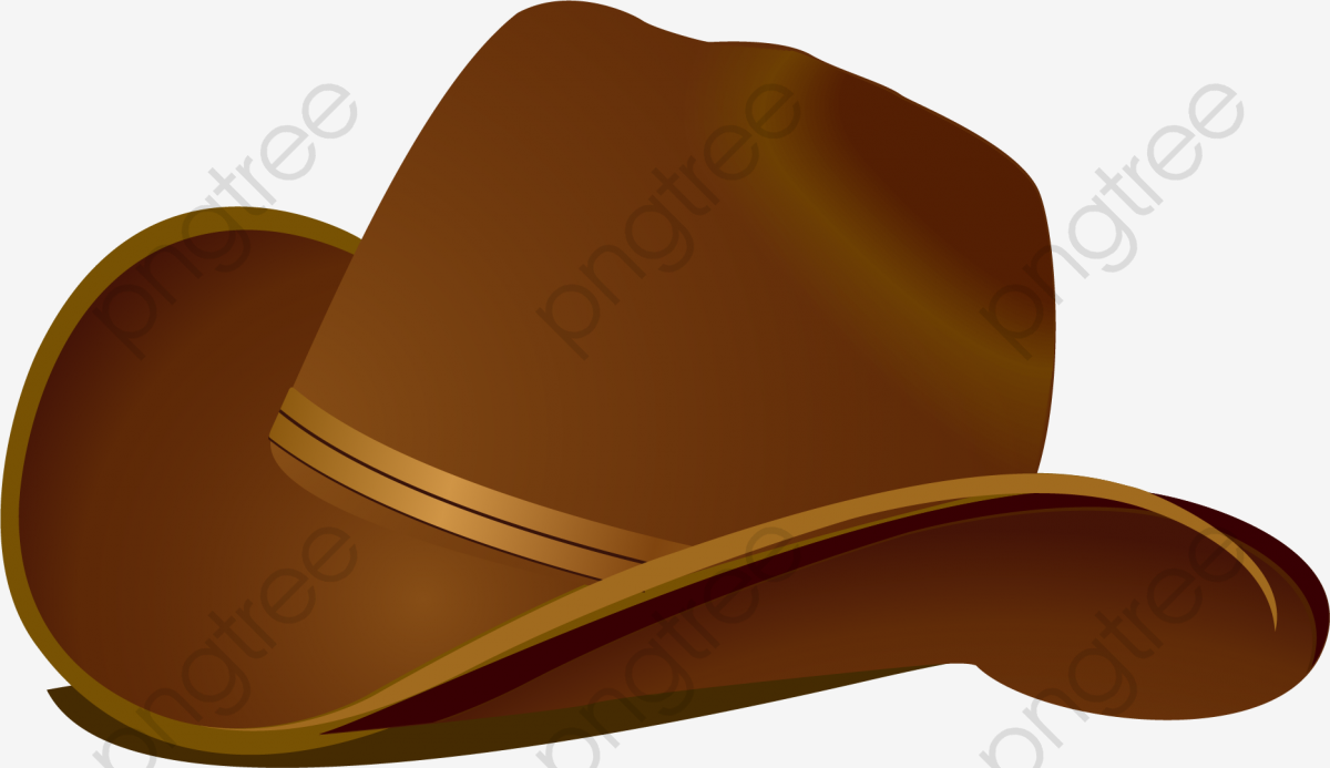 Vector Hand Painted Hat, Vector, Hand Painted, Hat PNG and Vector.
