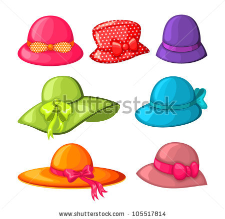 Woman Hat Stock Images, Royalty.