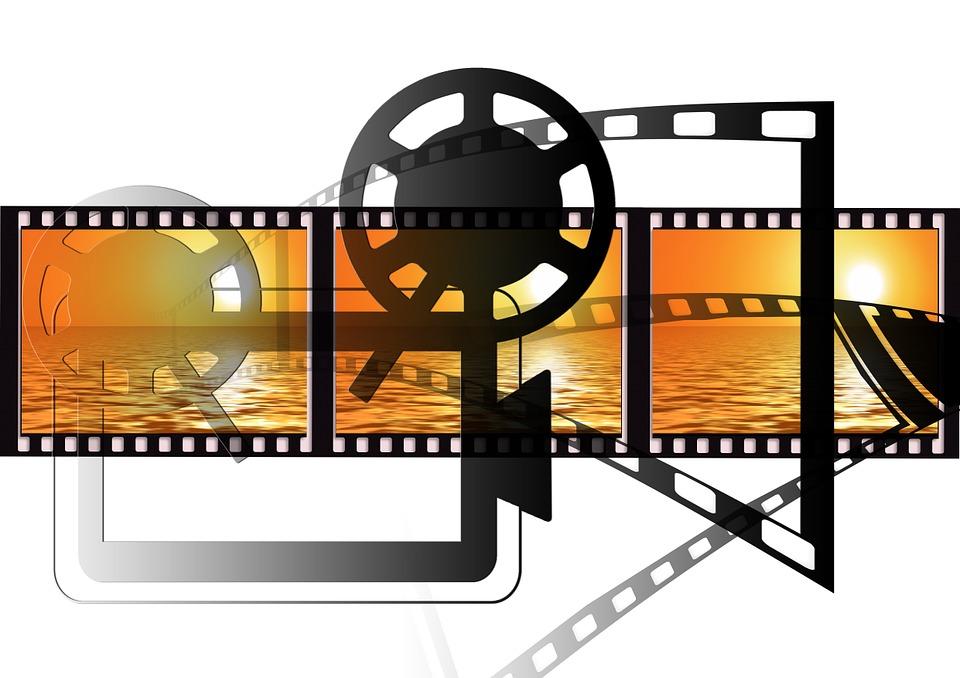 Free photo Film Cinema Reel Film Reel Video Movie.