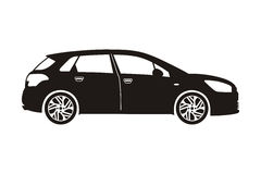 Car clipart hatchback.
