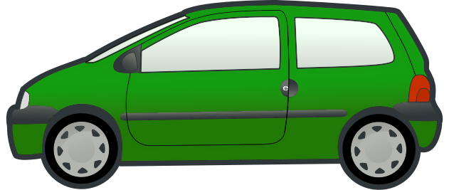 Car clipart hatchback.
