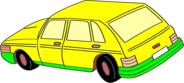 Hatchback Car Clip Art at Clker.com.