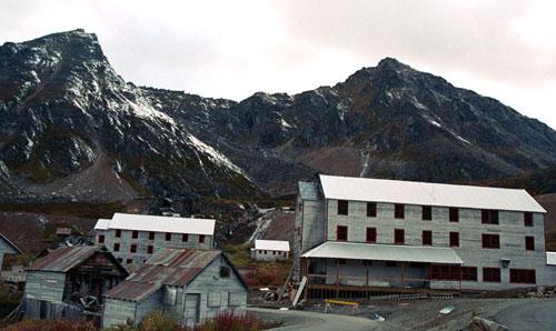Hatchers Pass Alaska.
