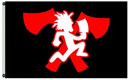 Amazon.com : Annfly Juggalo ICP Hatchet Man Flag 3X5\' Banner.
