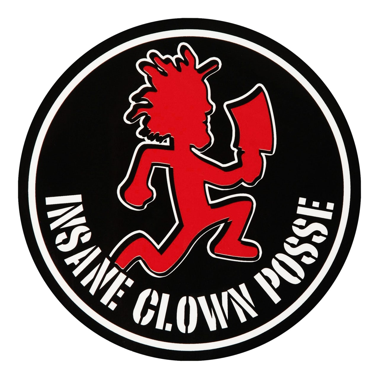 Insane Clown Posse Sticker.