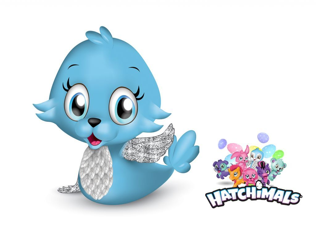 Hatchimals Colleggtible Seal.
