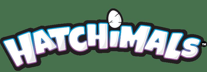 Hatchimals Logo transparent PNG.