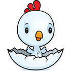 Hatchling (Young Bird) Clip Art Image Gallery.