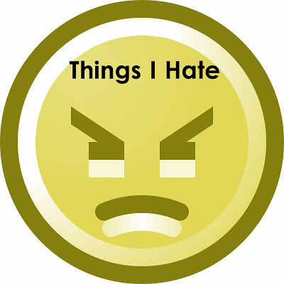 Hate clipart #14