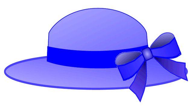 Sun Hat Clip Art.