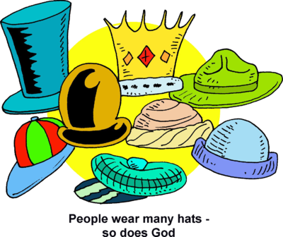 Multiple Hats Clipart.