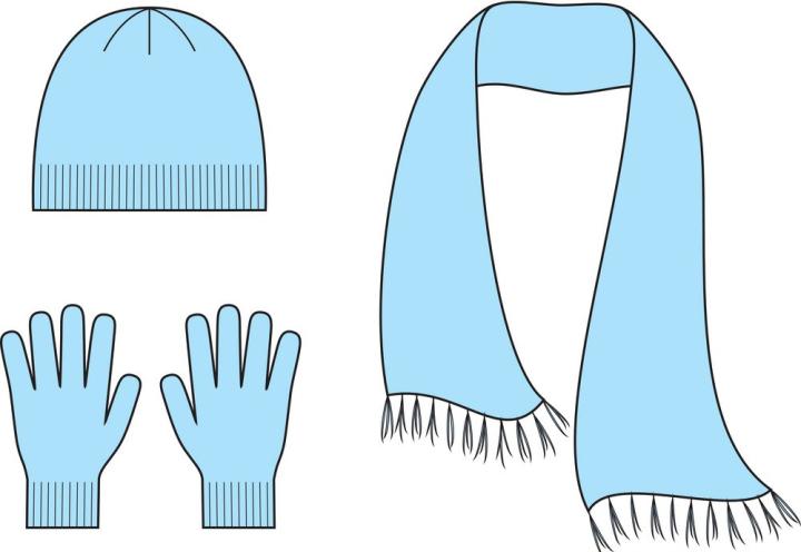 Gloves clipart hat, Gloves hat Transparent FREE for download.