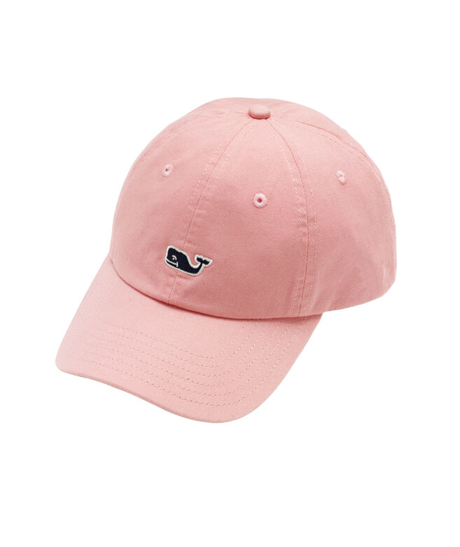 Whale Logo Baseball Hat.