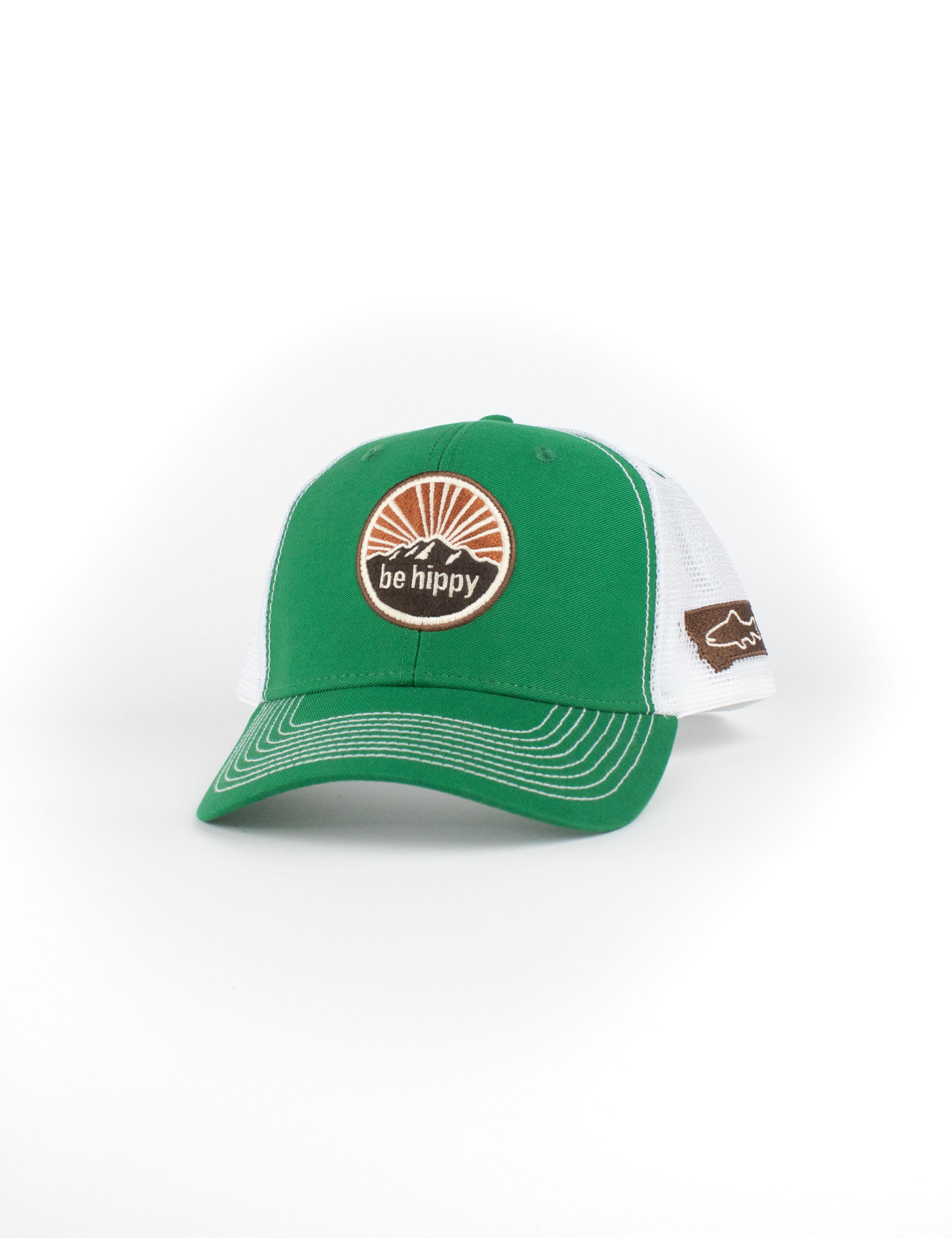 Mountain Logo Trucker Hat.