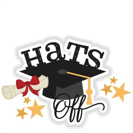 Hats Off Title SVG scrapbook cut file cute clipart files for.