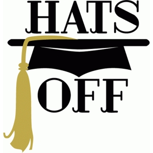 Hats off clipart 4 » Clipart Station.