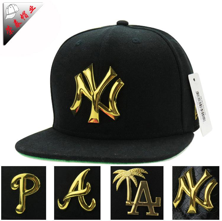 Cheap Snapback Hats Fashion Metal Logo N Y P Letter Hiphop Popular Team  Fans Snapback Hats Basecaps Hats For Sale From Yjunyon, $11.31.