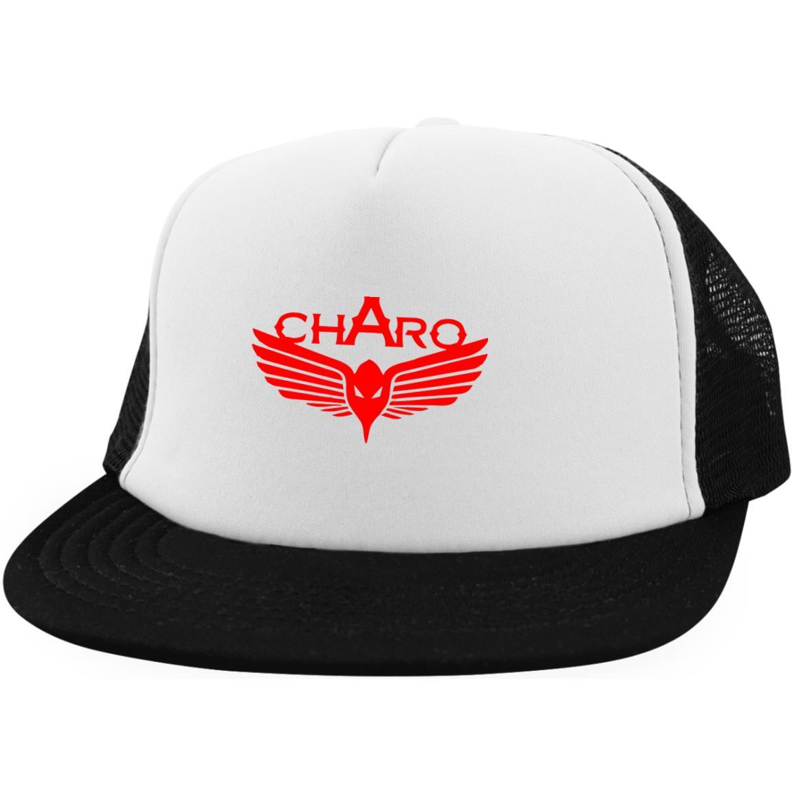 Charo Niska Logo Trucker Hats.