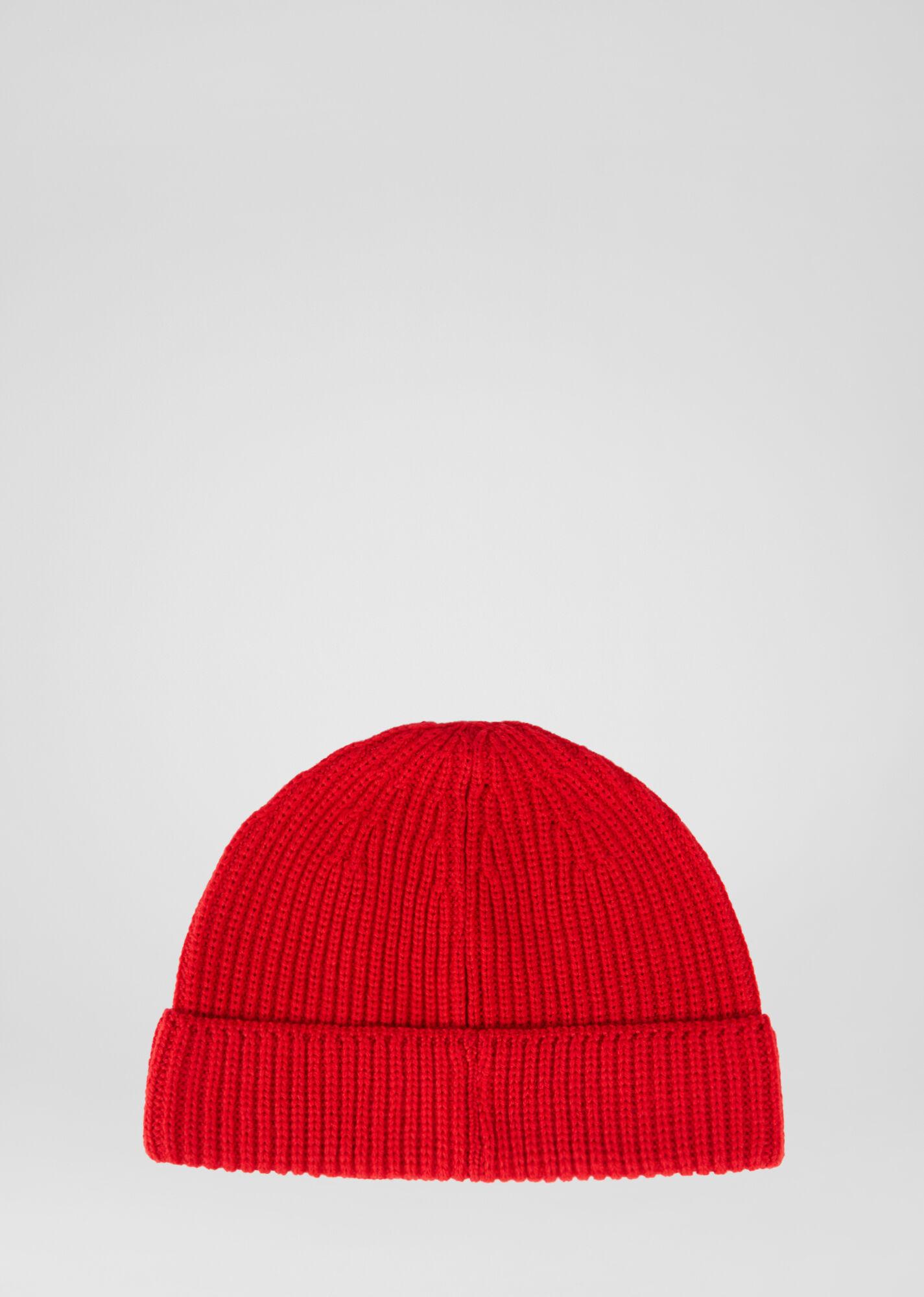 Contrast Color Versace Logo Hat.