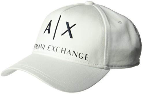 Armani Exchange Hats For Men, White, Free Size: Buy Online.