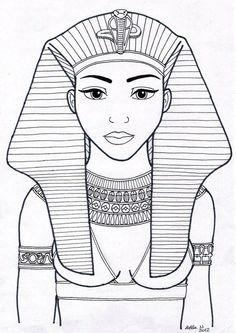 Queen Hatshepsut Clipart.