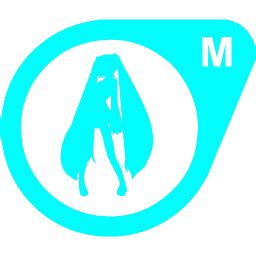 Hatsune miku Logos.