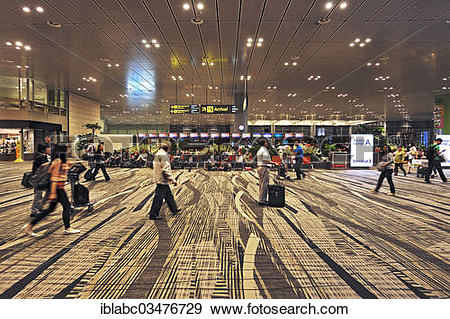 "Stock Photograph of ""Counter hall in Soekarno."