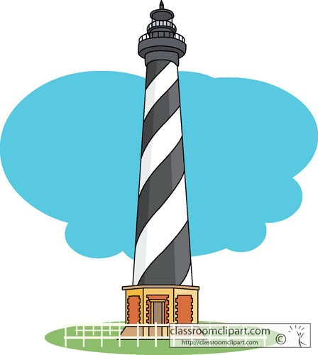 Cape Hatteras Lighthouse » Clipart Portal.