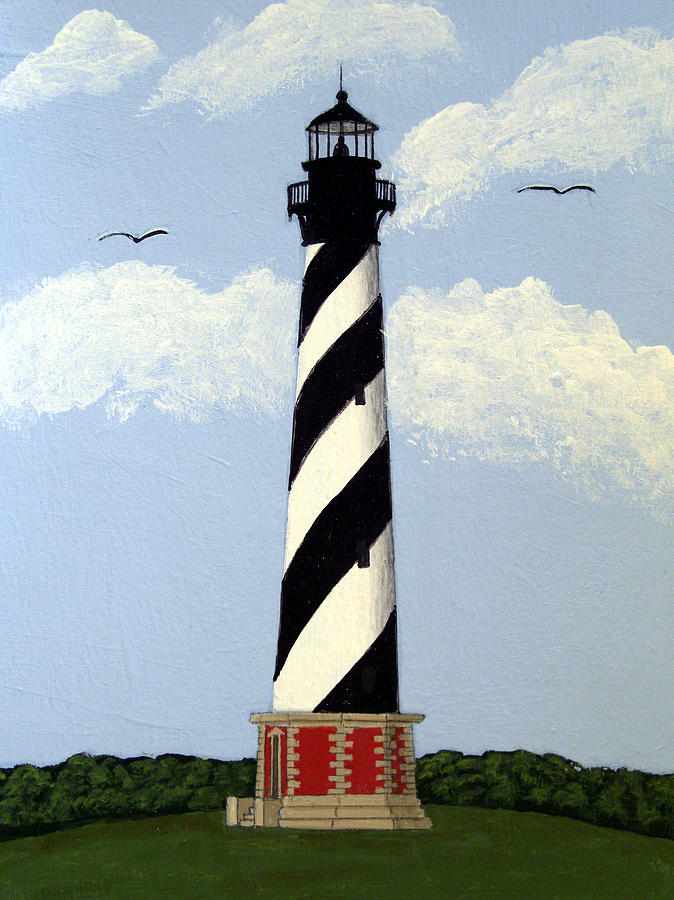 Download color of cape hatteras lighthouse clipart Cape Hatteras.