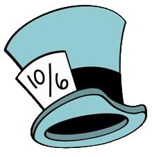 Mad Hatter Hat.