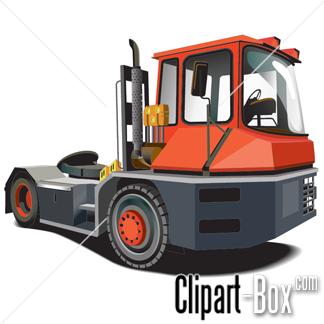 CLIPART HAULAGE TRUCK.