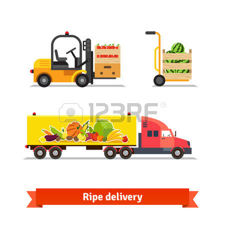 1,310 Haulage Truck Stock Vector Illustration And Royalty Free.